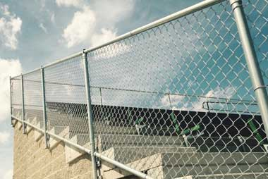 Commercial fencing St. Cloud