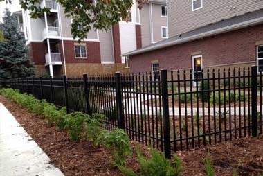 Commercial fence builder St. Cloud