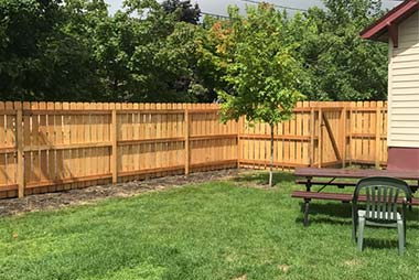 Residential fence company St. Cloud