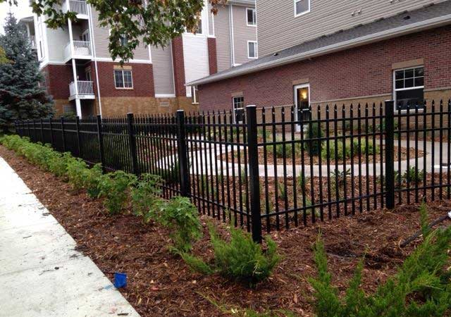 Commercial fencing Sartell MN